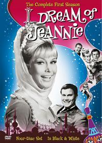 сериал Я мечтаю о Джинни / I Dream of Jeannie 1 сезон онлайн